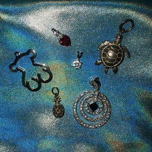 Assorted Necklace Pendants